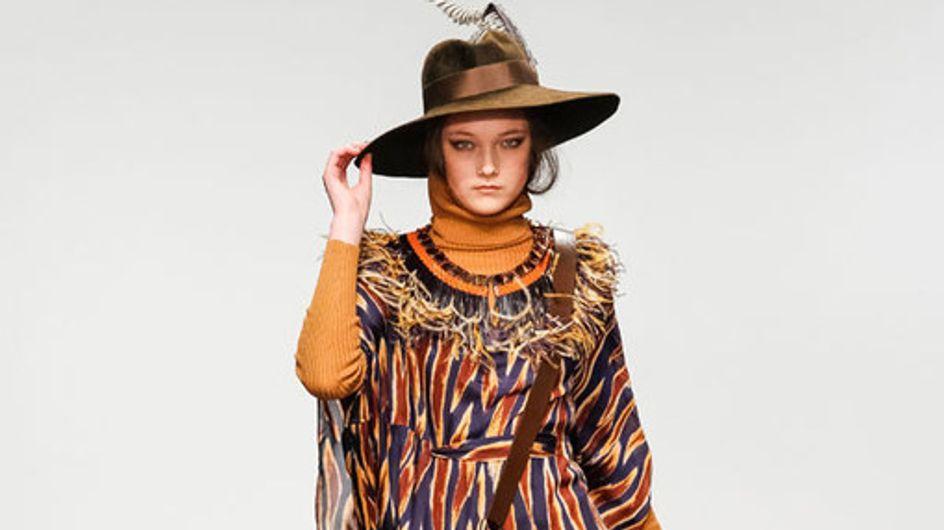 Sfilata Issa London London Fashion Week autunno/ inverno 2013 - 2014