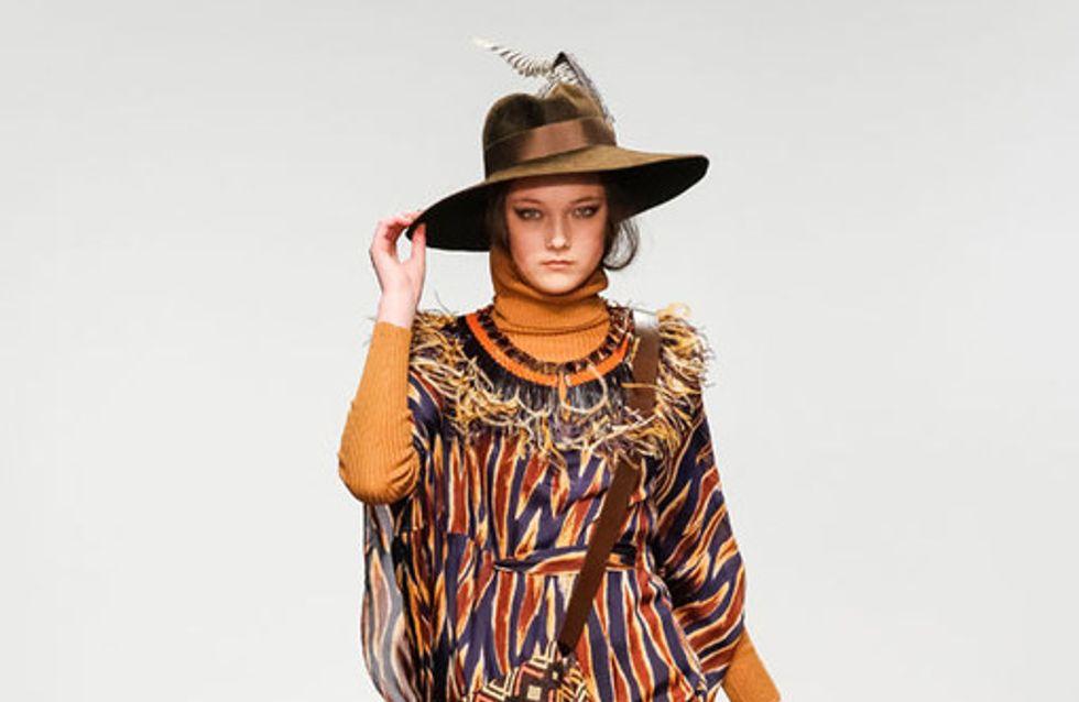 Issa London Fashion Week Otoño Invierno 2013-2014