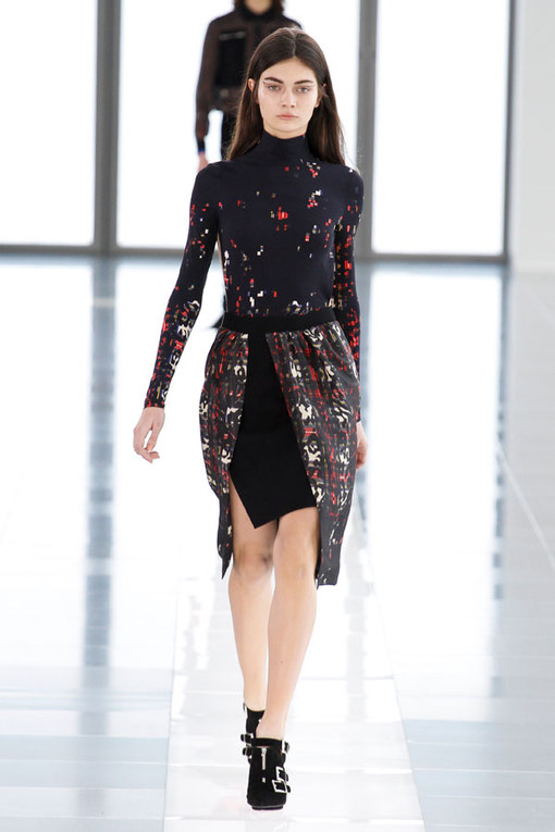 Preen by Thornton Bregazzi London Fashion Week Autumn Winter 2013 - 2014