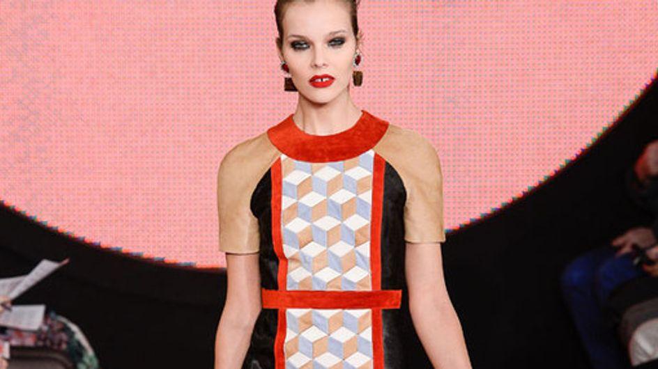 Sfilata Holly Fulton London Fashion Week autunno/ inverno 2013 - 2014