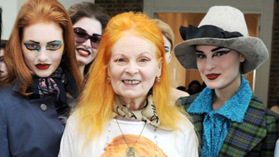Wer braucht schon volle Schränke? Vivienne Westwood setzt auf Qualität!