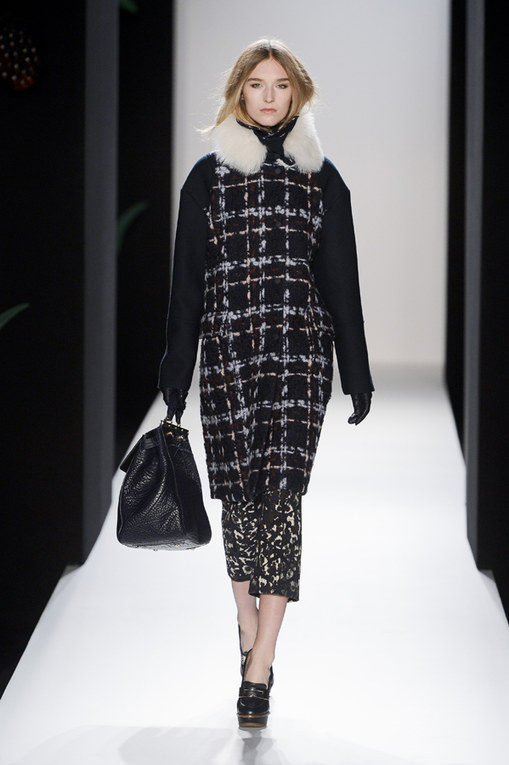Mulberry London Fashion Week autunno/ inverno 2013 - 2014
