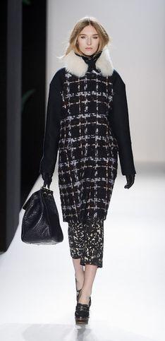 Sfilata Mulberry London Fashion Week autunno/ inverno 2013 - 2014
