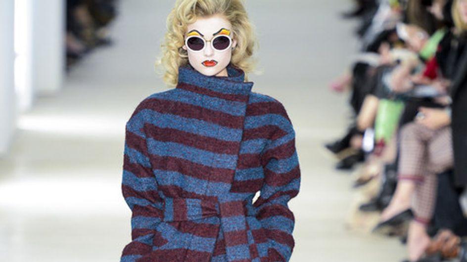 Sfilata Vivienne Westwood Red London Fashion Week autunno/ inverno 2013 - 2014