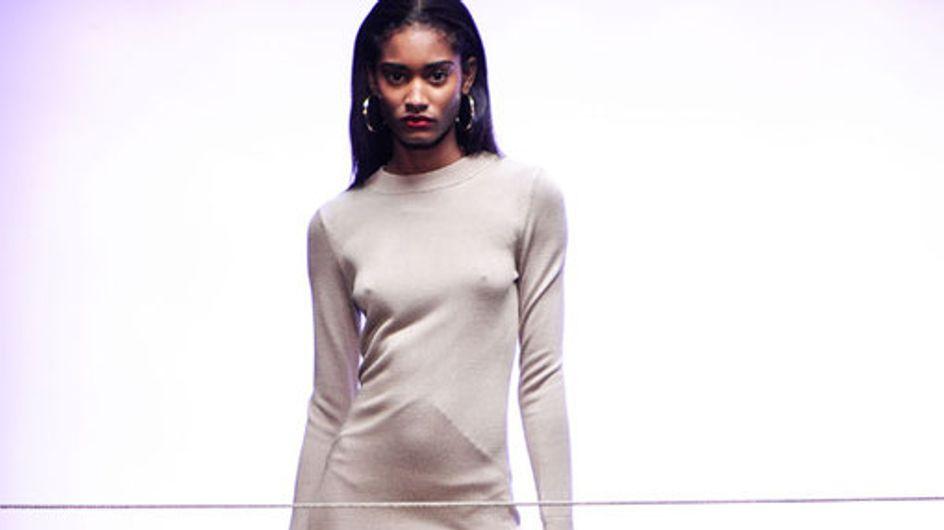 Rihanna for River Island at London Fashion Week Autumn Winter 2013 - 2014