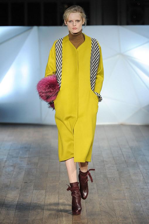 Matthew Williamson London Fashion Week autunno/ inverno 2013 - 2014