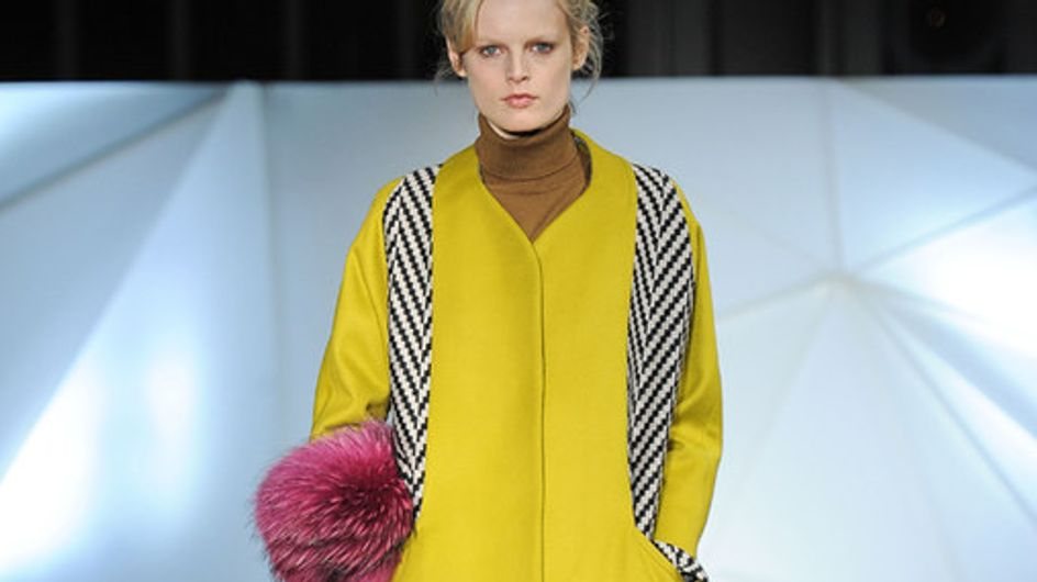 Sfilata Matthew Williamson London Fashion Week autunno/ inverno 2013 - 2014