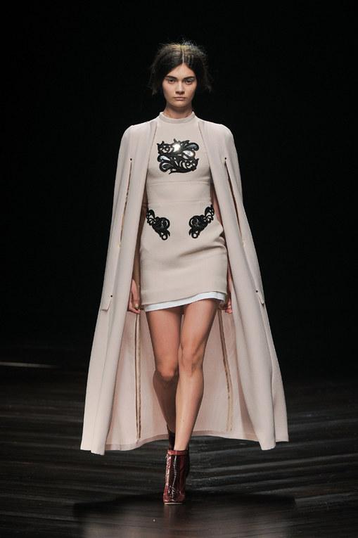 Marios Schwab London Fashion Week autunno/ inverno 2013 - 2014