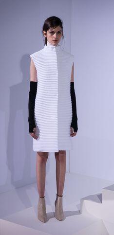 Sfilata Pringle of Scotland London Fashion Week autunno/ inverno 2013 - 2014