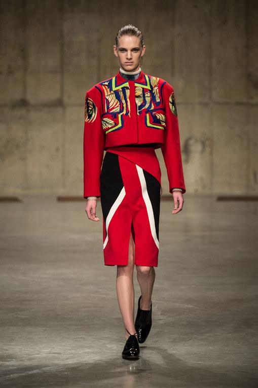 Peter Pilotto London Fashion Week autunno/ inverno 2013 - 2014