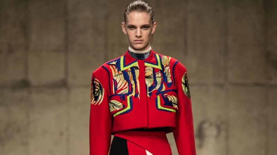 Sfilata Peter Pilotto London Fashion Week autunno/ inverno 2013 - 2014