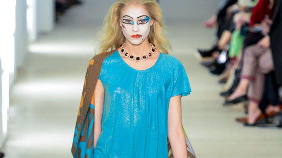 Vivienne Westwood Red Label - London Fashion Week Otoño Invierno 2013-2014