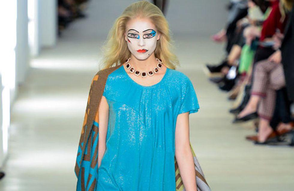 Vivienne Westwood Red Label London Fashion Week Autumn Winter 2013 - 2014