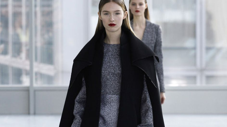 Sfilata Antonio Berardi London Fashion Week autunno/ inverno 2013 - 2014