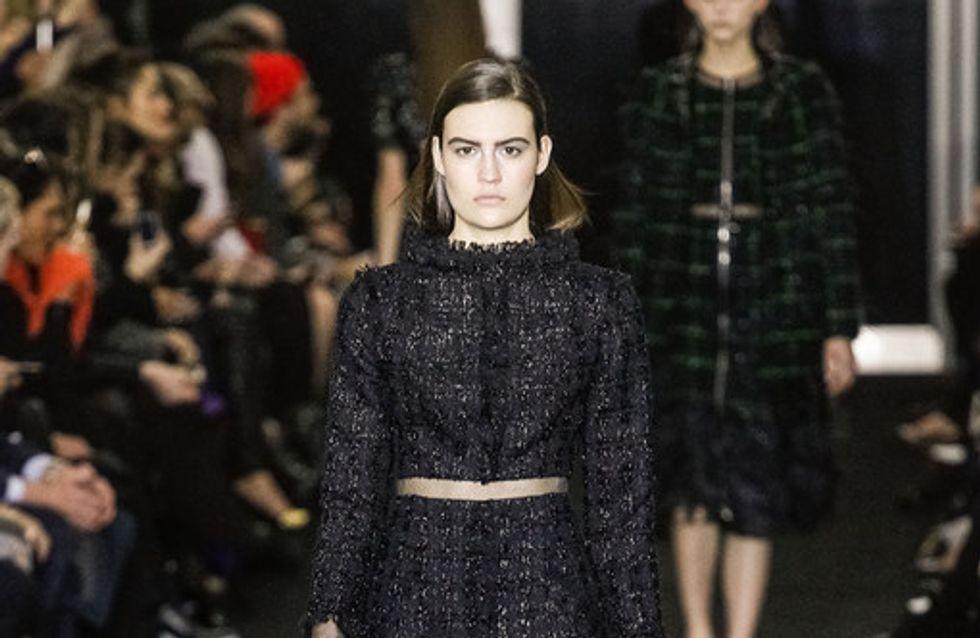 Sfilata Erdem London Fashion Week autunno/ inverno 2013 - 2014