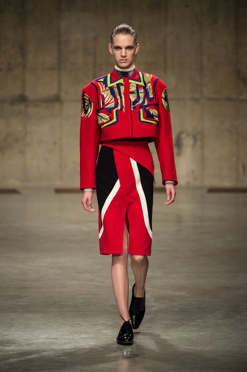 Peter Pilotto London Fashion Week Autumn Winter 2013 - 2014