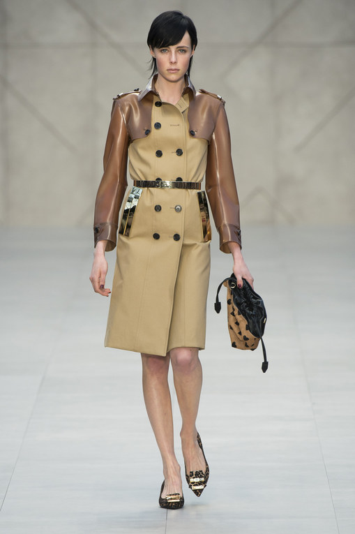 Burberry Prorsum London Fashion Week autunno/ inverno 2013 - 2014