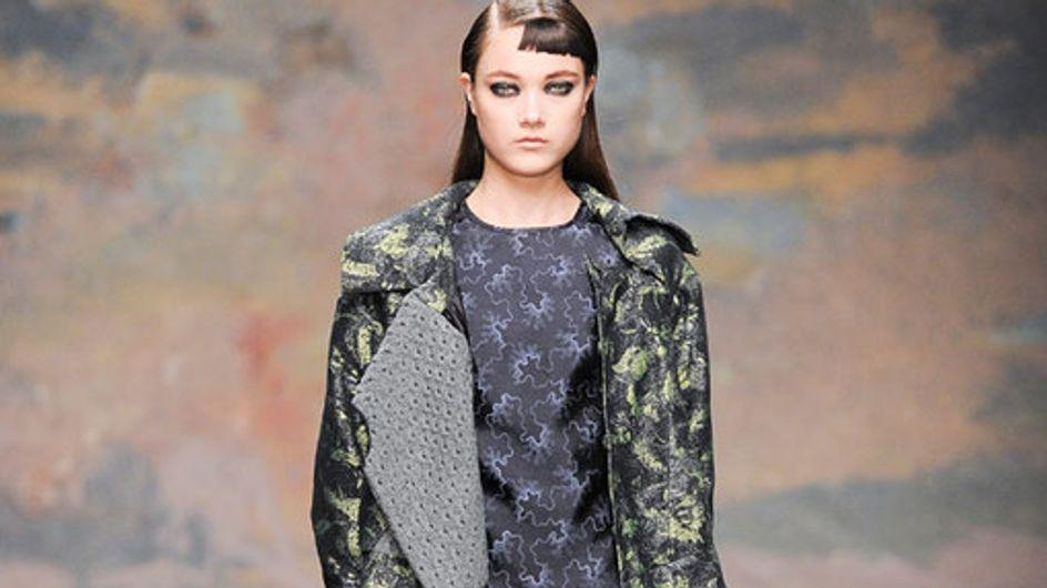 Michael van der Ham London Fashion Week Autumn Winter 2013 - 2014