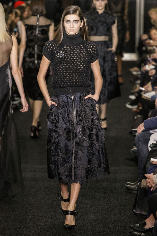 Erdem London Fashion Week Autumn Winter 2013 - 2014