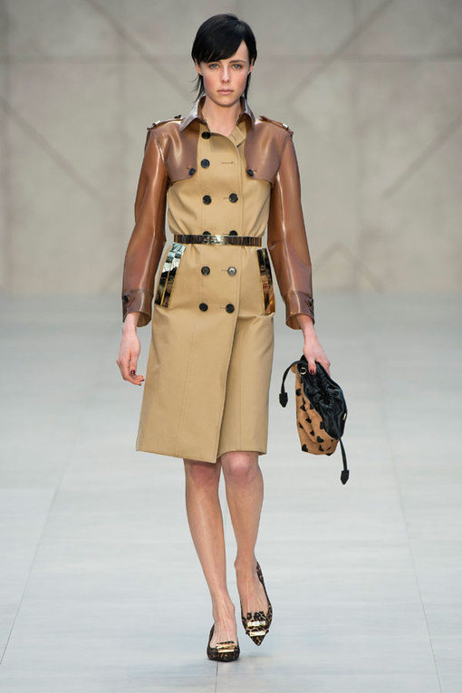 Burberry Prorsum - London Fashion Week Otoño Invierno 2013-2014