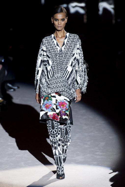 Tom Ford London Fashion Week autunno/ inverno 2013 - 2014