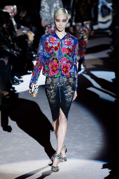 Tom Ford - London Fashion Week Otoño Invierno 2013-2014