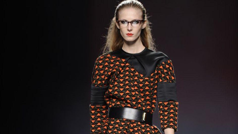 Ana Locking - Madrid Fashion Week Otoño Invierno 2013-2014