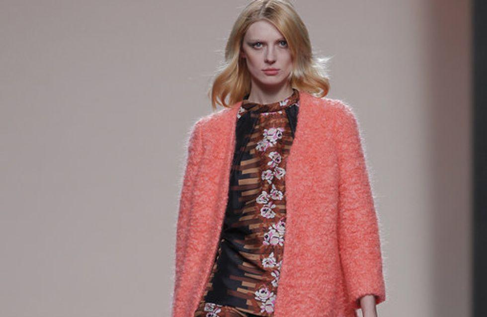 Ailanto - Madrid Fashion Week Otoño Invierno 2013-2014