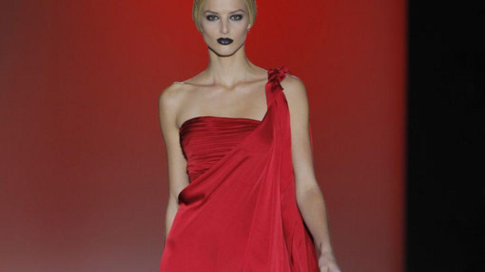 Hannibal Laguna - Madrid Fashion Week Otoño Invierno 2013-2014