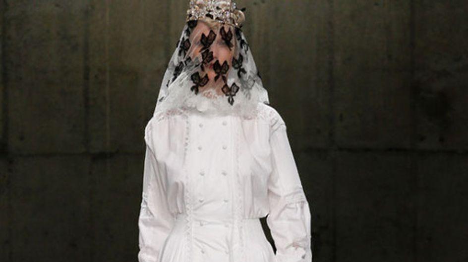 Meadham Kirchhoff London Fashion Week Autumn Winter 2013 - 2014