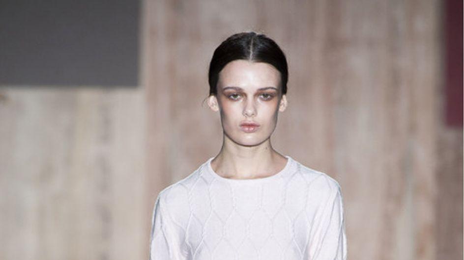 Roksanda Ilincic London Fashion Week Autumn Winter 2013 - 2014
