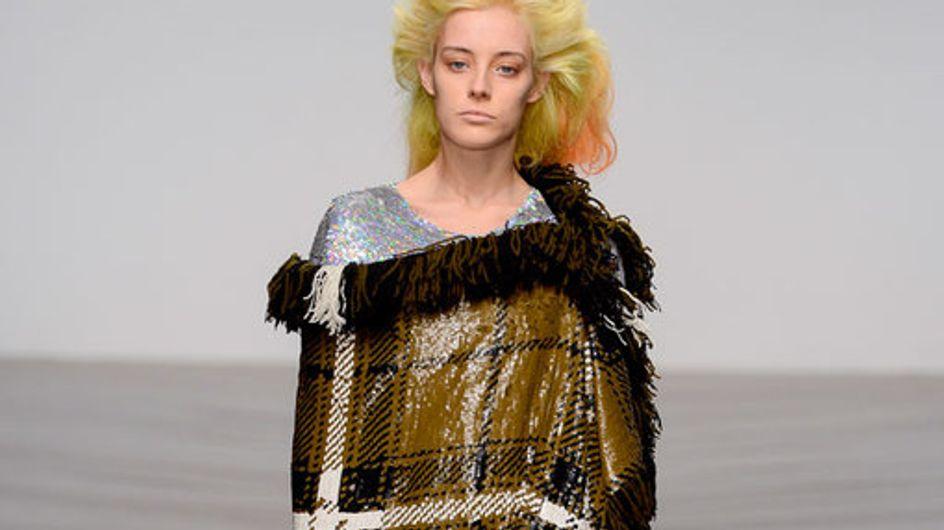 Ashish London Fashion Week Autumn Winter 2013 - 2014