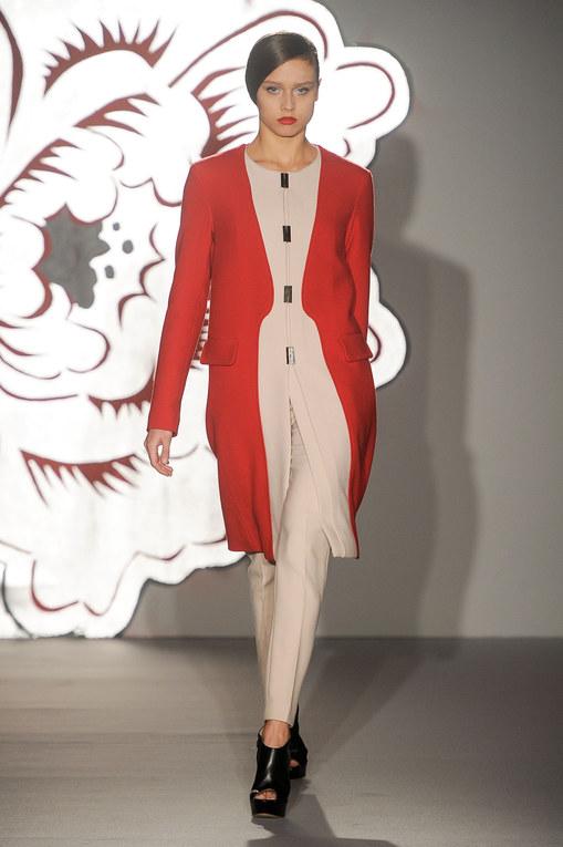 Paola Frani Milano Fashion Week autunno/ inverno 2013 - 2014
