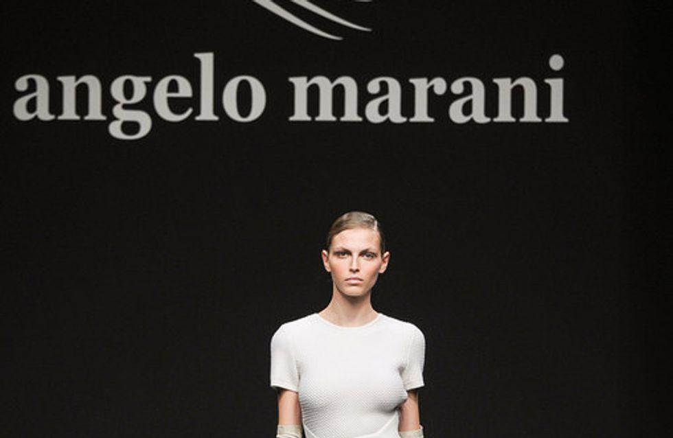 Angelo Marani - Milán Fashion Week Otoño Invierno 2013-2014