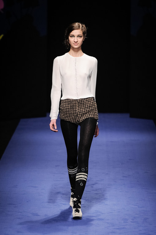 Kristina T Milano Fashion Week autunno/ inverno 2013 - 2014