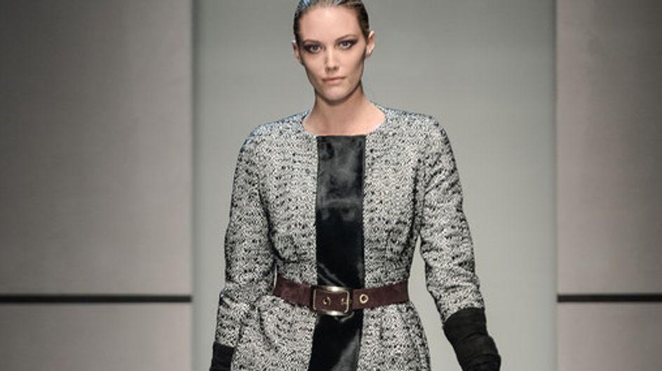 Sfilata Elena Mirò Milano Fashion Week autunno/ inverno 2013 - 2014