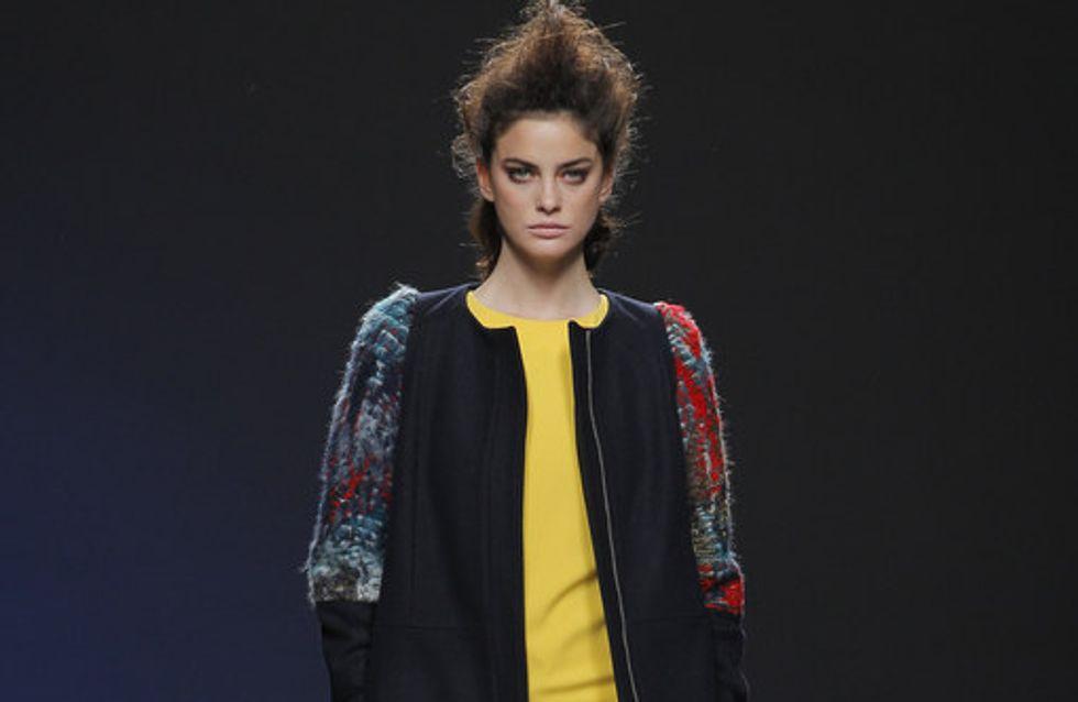 Sara Coleman - Madrid Fashion Week Otoño Invierno 2013-2014