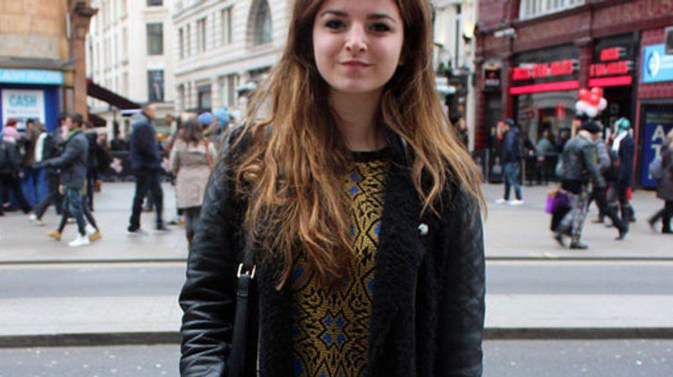 London Street Style February 2013