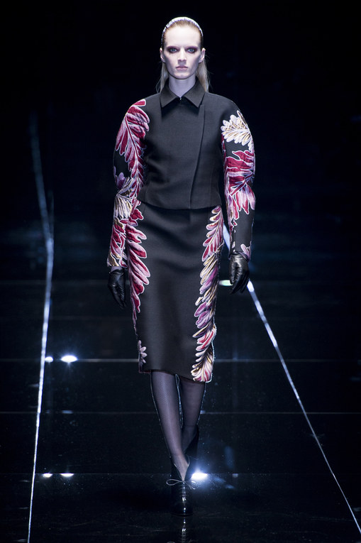 Gucci défilé Milan Fashion Week Automne-Hiver 2013-2014