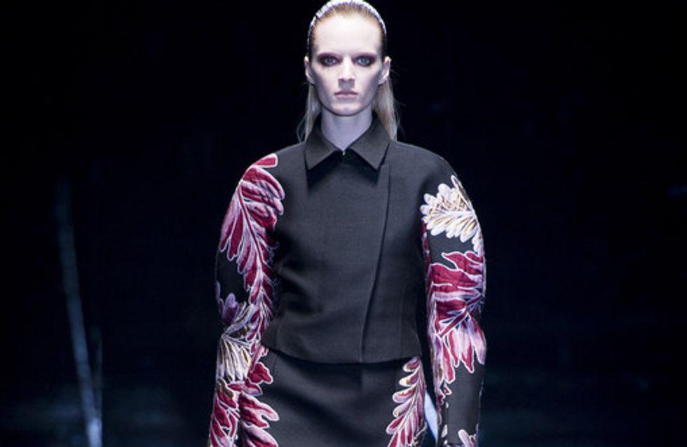 Sfilata Gucci Milano Fashion Week autunno/ inverno 2013 - 2014