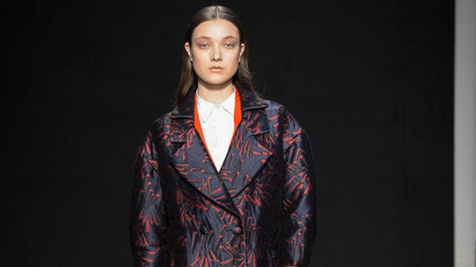 Sfilata Frankie Morello Milano Fashion Week autunno/ inverno 2013 - 2014