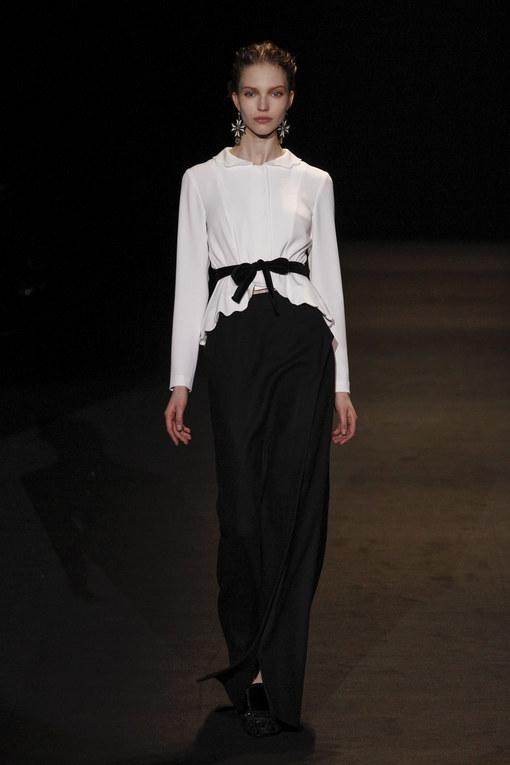 Alberta Ferretti - Milán Fashion Week Otoño Invierno 2013-2014