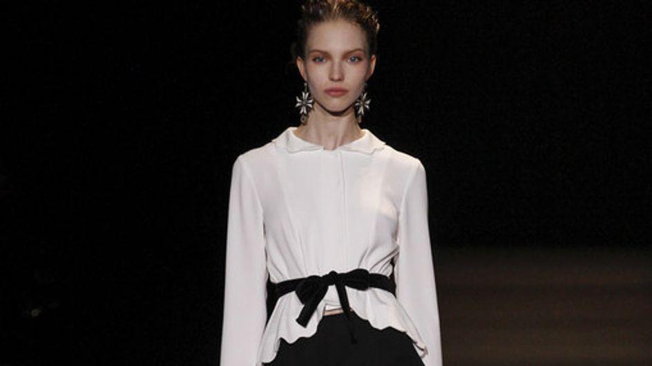 La sfilata di Alberta Ferretti alla Milano Fashion Week