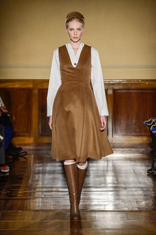 Andrea Incontri Milano Fashion Week autunno/ inverno 2013 - 2014