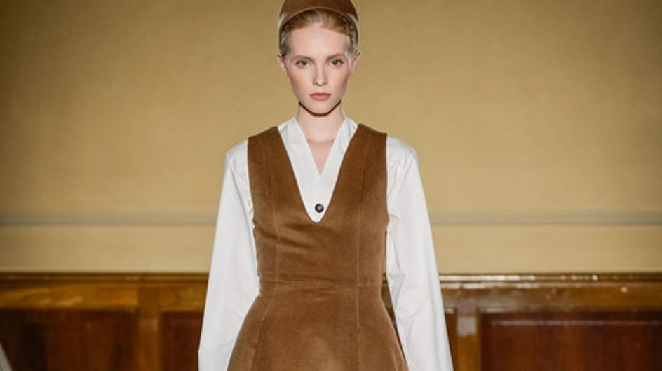 Andrea Incontri - Milán Fashion Week Otoño Invierno 2013-2014