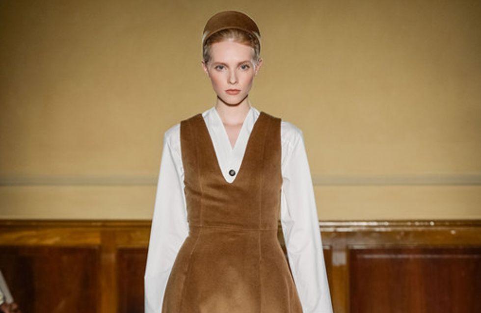 Sfilata Andrea Incontri Milano Fashion Week autunno/ inverno 2013 - 2014