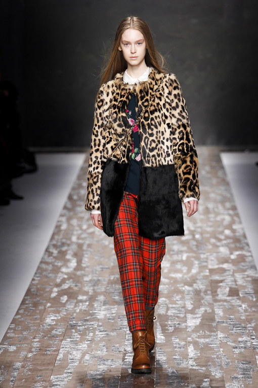 Bluegirl Milano Fashion Week autunno/ inverno 2013 - 2014