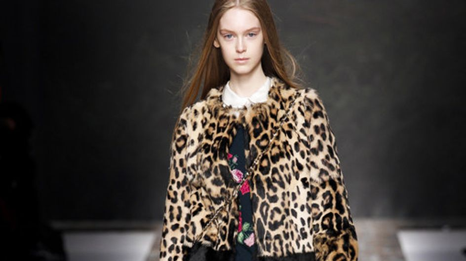 Sfilata Blugirl Milano Fashion Week autunno/ inverno 2013 - 2014