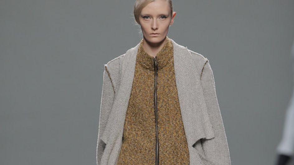 Etxeberría - Madrid Fashion Week Otoño Invierno 2013-2014