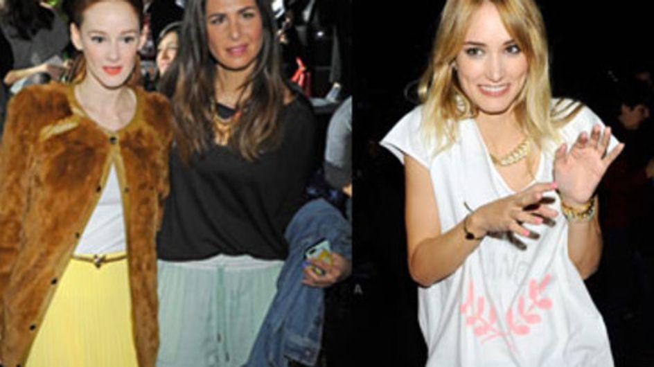 Las fashion victims más famosas de la Semana de la Moda de Madrid